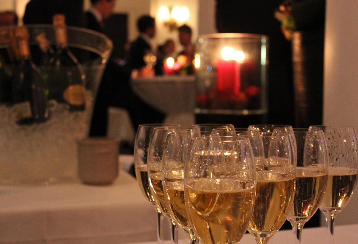 Silvester 2017/18 – das kulinarische Event im Literaturhaus Frankfurt